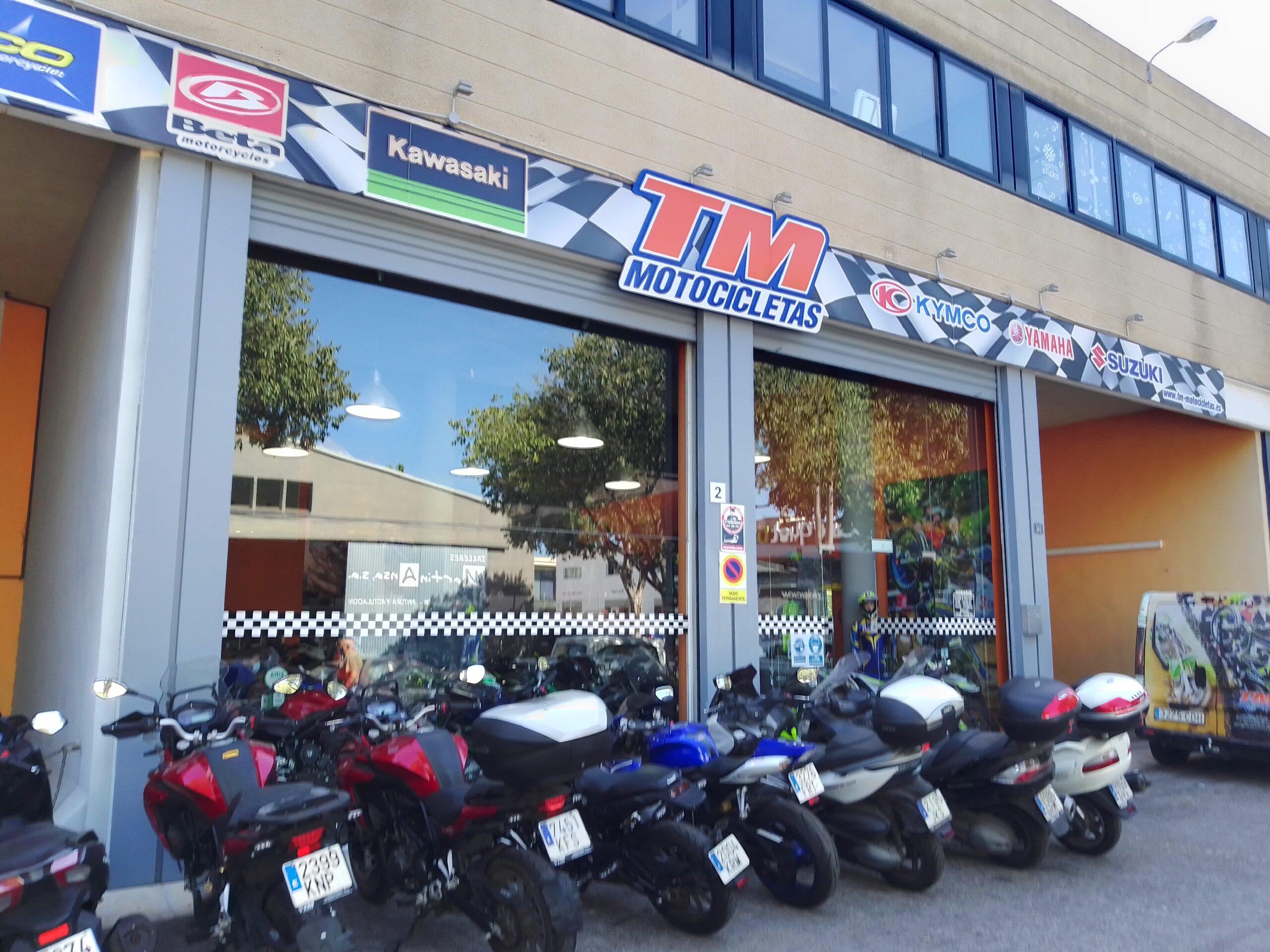 TM motocicletas